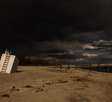 Christine Tampellini, Through Dark There is Light 2013