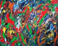 William N. Aldrich, Color Dance, 2012