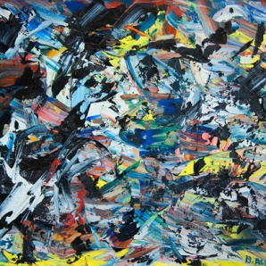 William N. Aldrich, Color Battle 2013